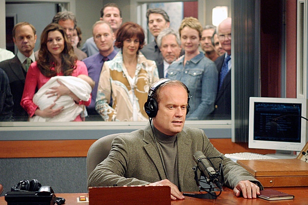 Frasier Revival NBC