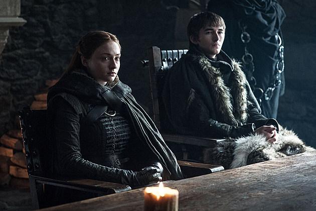 Game of Thrones Finale Deleted Scene Sansa Bran