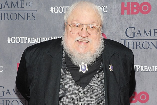 George RR Martin Not Watching Game of Thrones