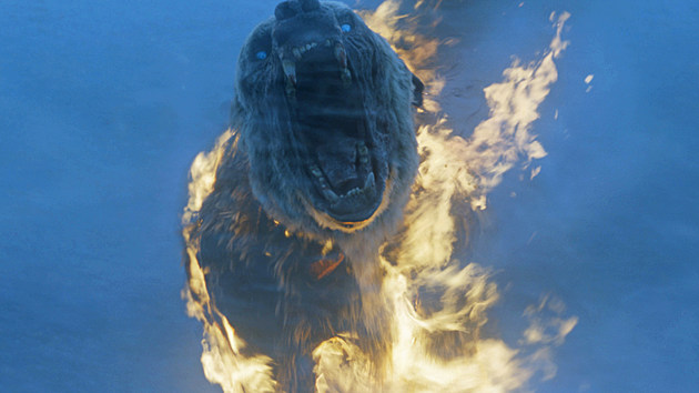 Game of Thrones Wight Bear