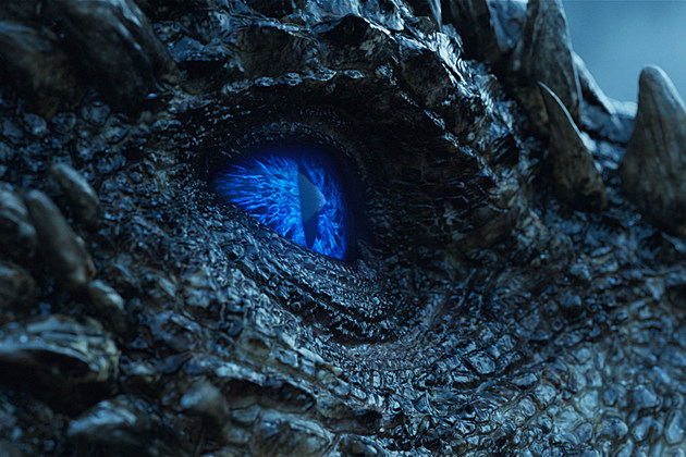 Game of Thrones Ice Dragon Viserion Wight Explained