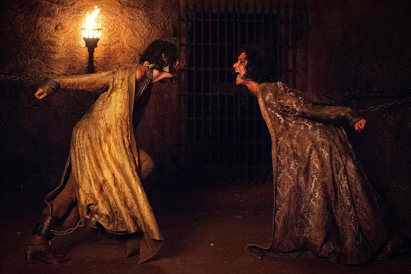 Game of Thrones Season 7 Sand Snakes Ellaria