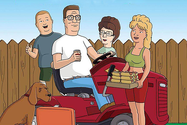 King of the Hill Revival FOX