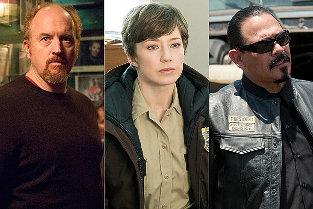 FX Louie Fargo Season 4 Anarchy Spinoff TCA