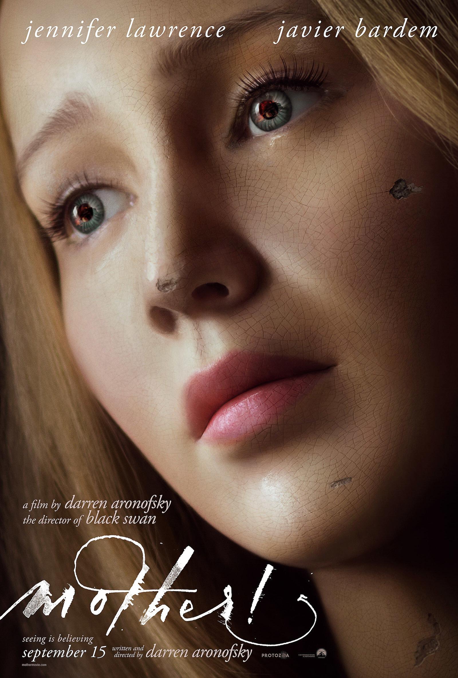 mother-jennifer-lawrence-poster