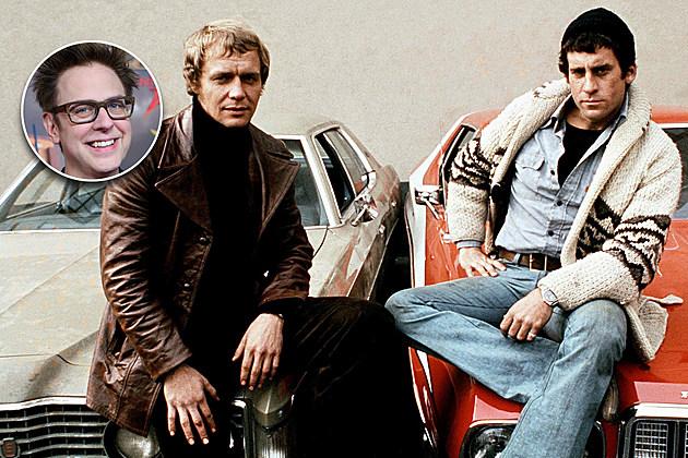 Starsky Hutch TV Reboot James Gunn