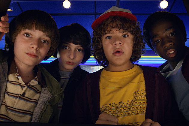 Stranger Things Anthology Season 2 Netflix