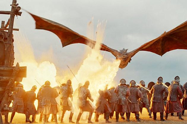 Game of Thrones Loot Train Battle VFX Breakdown