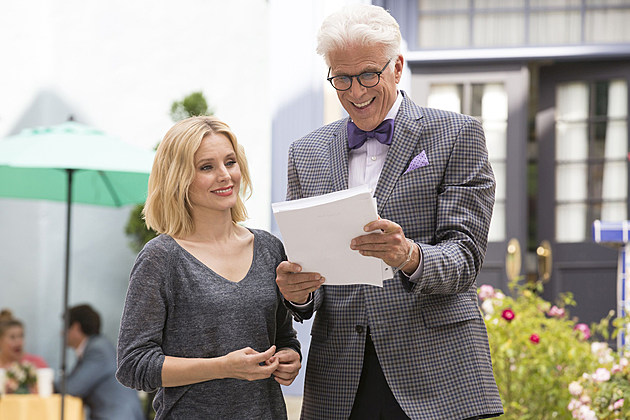 The Good Place Season 2 Clip