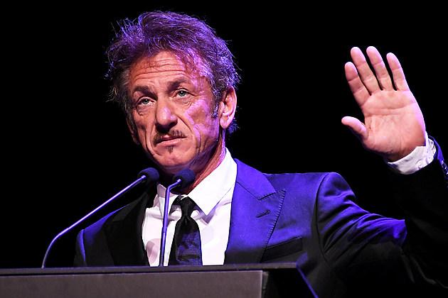 Sean Penn Hulu Mars Drama The First