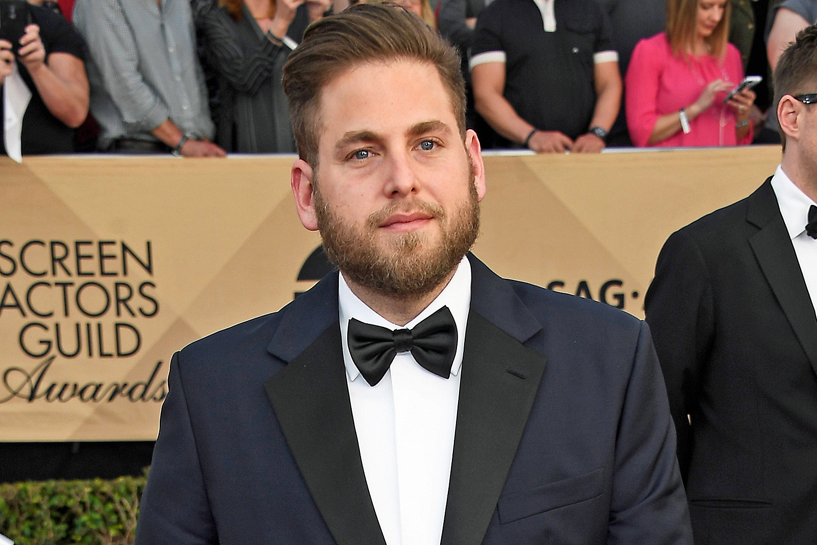 Jonah Hill Looks Like a 'Maniac' in First Netflix Series Photos