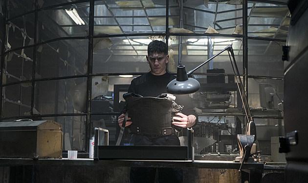 Marvel The Punisher Photos