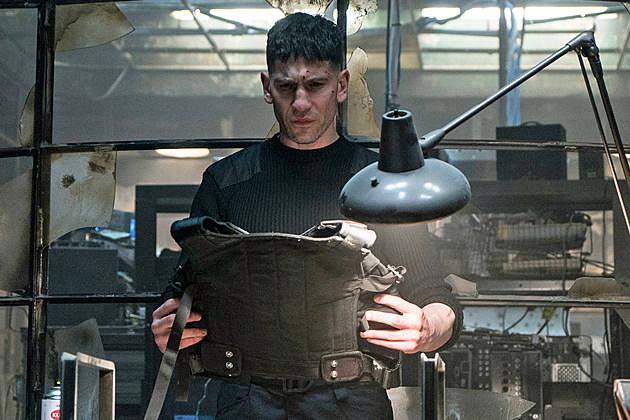 Netflix Punisher Photos Motion Teaser