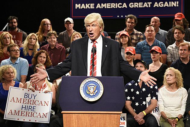 SNL Alec Baldwin Trump Season 43 Premiere