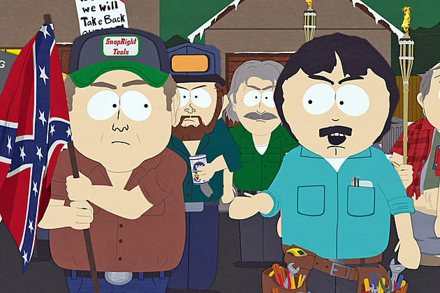 South Park Season 21 Premiere Clip Confederate