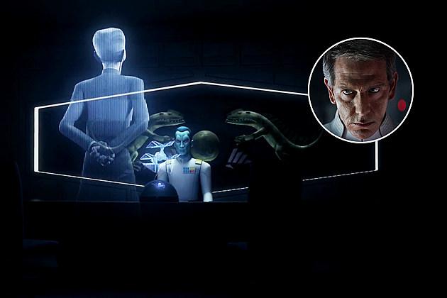 Star Wars Rebels Krennic Season 4 Trailer