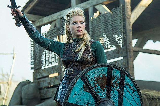 Vikings Season 6 Renewed Katheryn Winnick