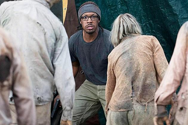 Walking Dead Season 8 Heath Corey Hawkins