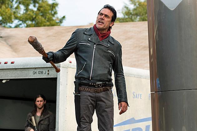 Walking Dead Season 8 Language Negan