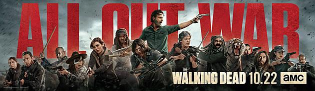Walking Dead Season 8 Key Art