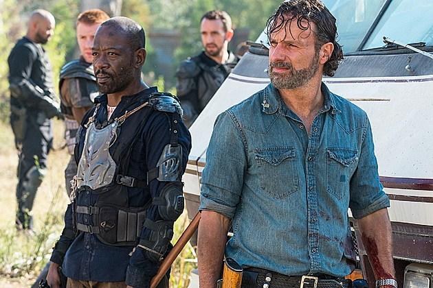 Walking Dead Season 8 Production Hurricane Irma