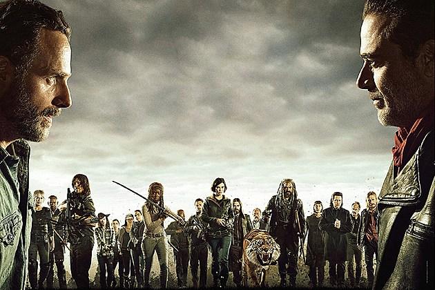 Walking Dead Season 8 Synopsis All Out War