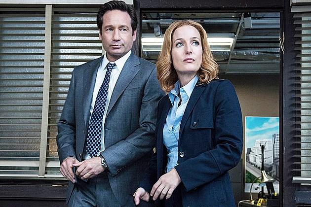 X Files Season 11 Photos Details