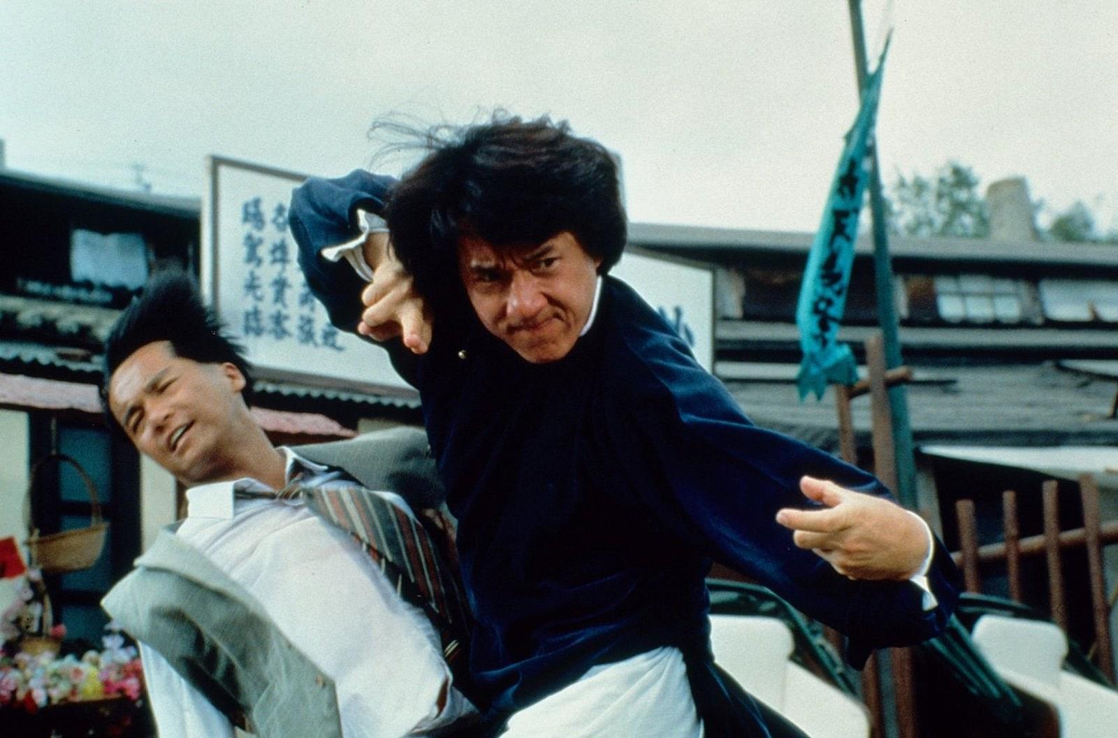 Jackie Chan Drunken Master