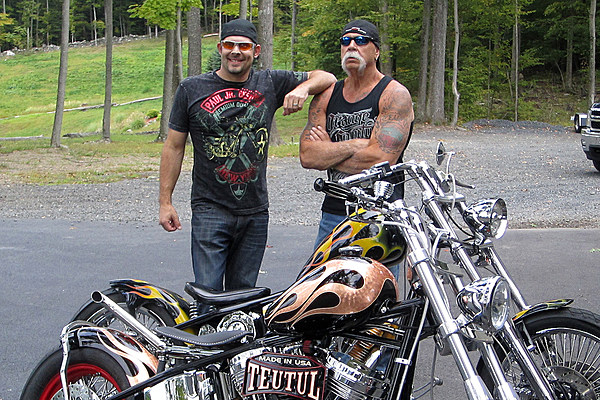 'American Chopper' Returning to Discovery for Winter Revival