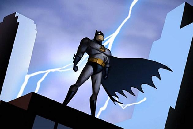 Batman The Animated Series Blu Ray