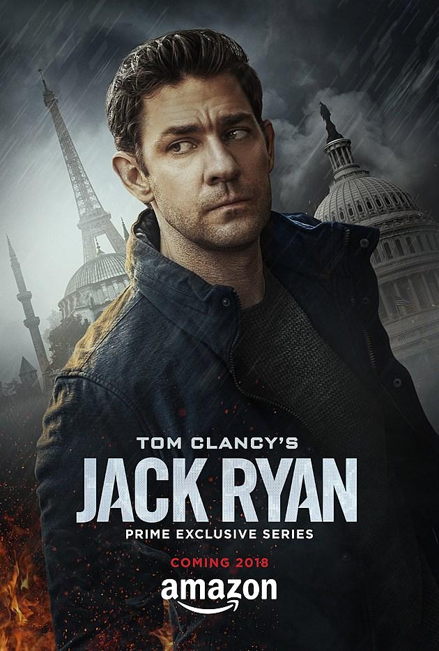 John Krasinski Jack Ryan Poster