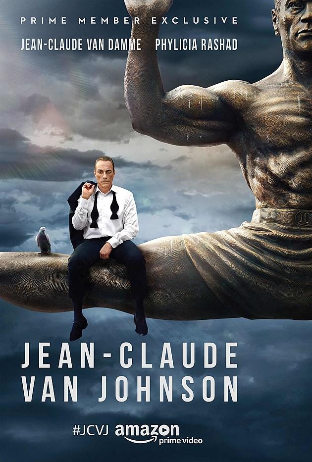 Jean Claude Van Johnson Poster