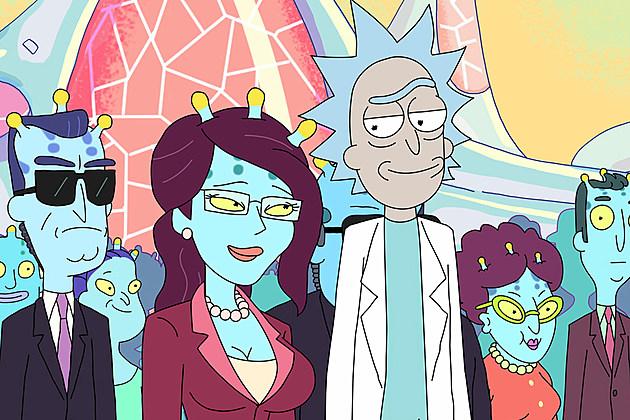 Rick and Morty Porn Parody