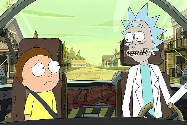 Rick and Morty McDonalds Sauce Return Winter