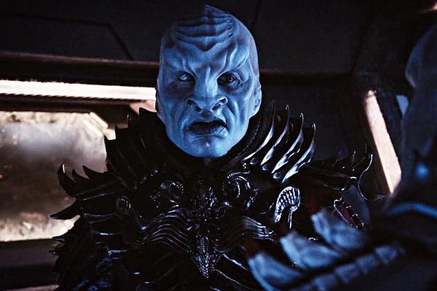 Star Trek Discovery Voq Tyler Klingon Theory