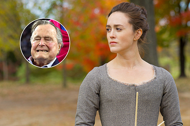 George Bush Sexual Harassment Turn Heather Lind