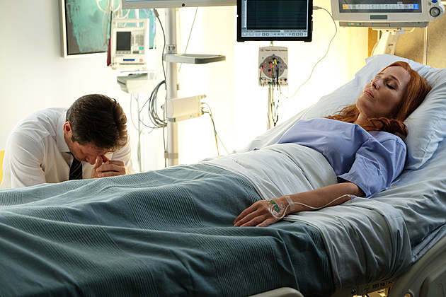 Gillian Anderson X Files Season 11 Final