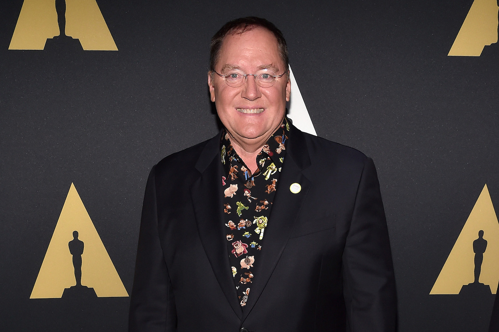 """The Academy Of Motion Picture Arts And Sciences Celebrates The 20th Anniversary Of """"Toy Story"""" With John Lasseter And Ed Catmull"""