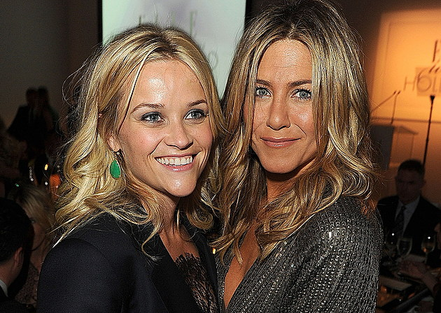 Apple Jennifer Aniston Reese Witherspoon Morning Show