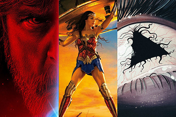 2017 Movie Posters: The Best Movie Posters Of 2017
