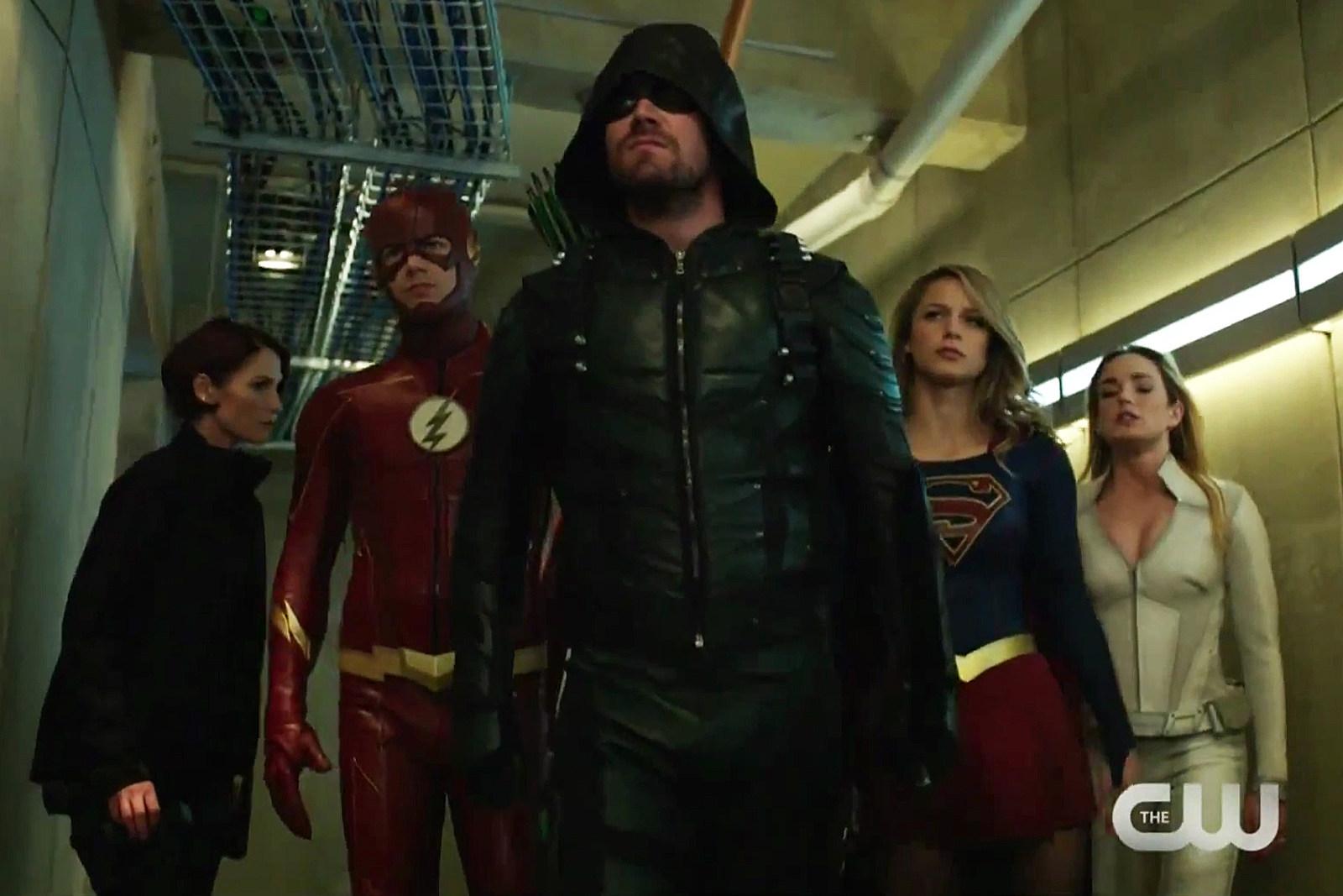 arrow and flash first meet