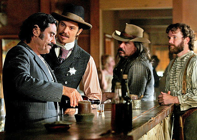 Deadwood Movie Production 2018