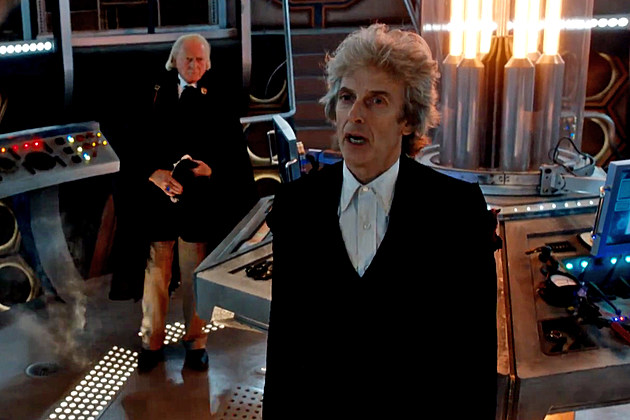Doctor Who 2017 Christmas Special Clip