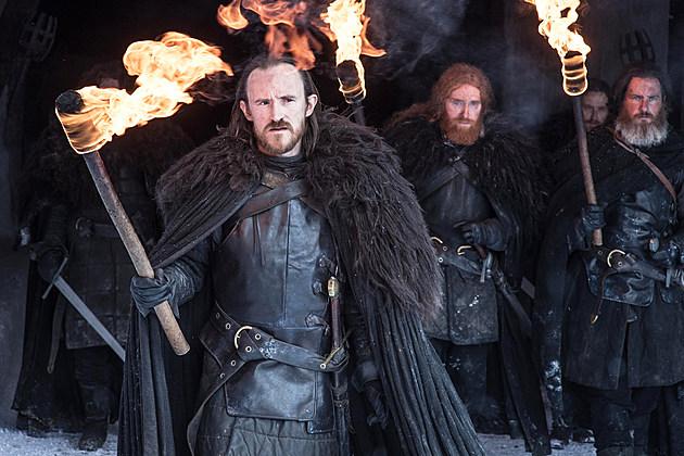 Game of Thrones Season 8 Edd Nights Watch