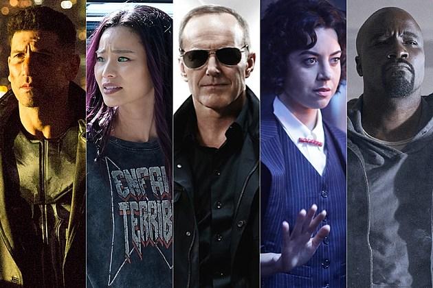 Marvel TV Shows Ranked