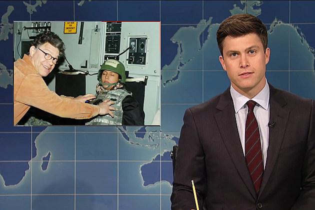 Al Franken Sexual Harassment SNL Women Statement
