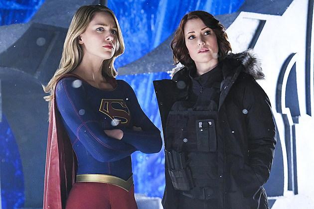 Supergirl Sexual Harassment Melissa Benoist