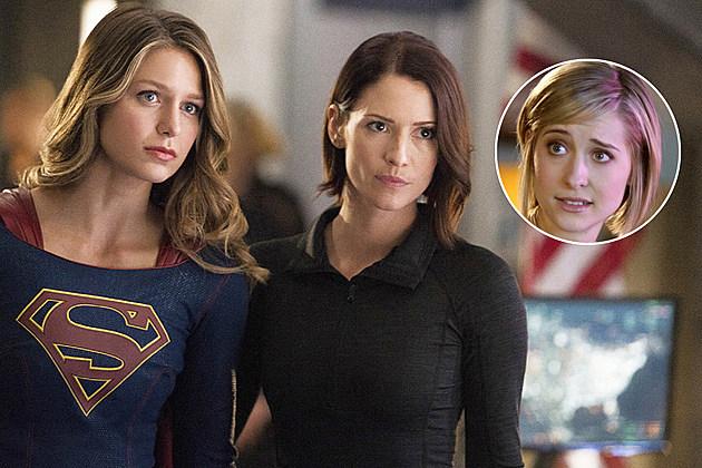Supergirl Smallville Chloe Allison Mack