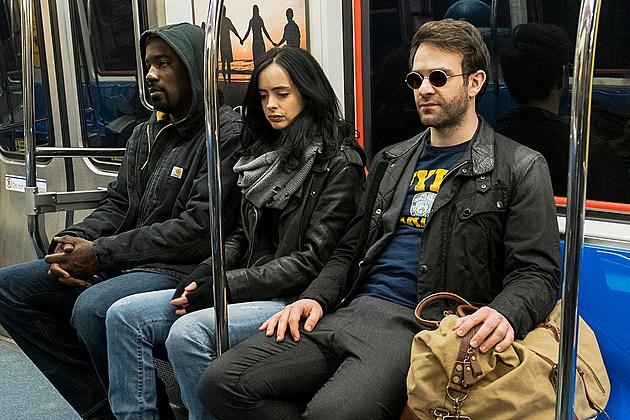 Marvel Disney Streaming Netflix Defenders