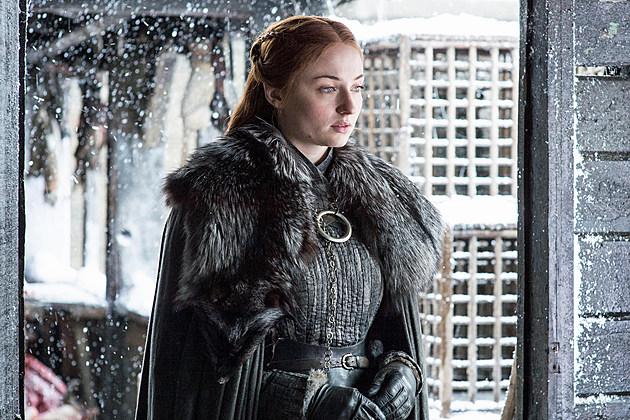 Game of Thrones Season 8 Sophie Turner 2019